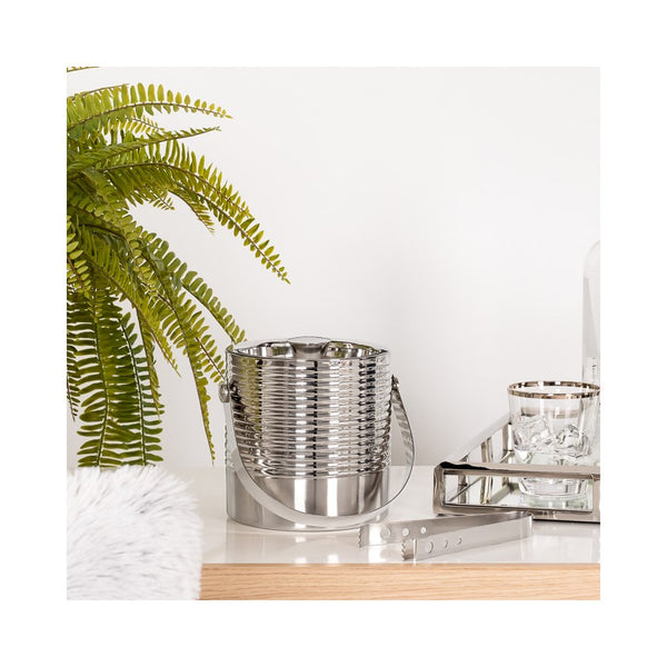 Rib Wall Ice Bucket