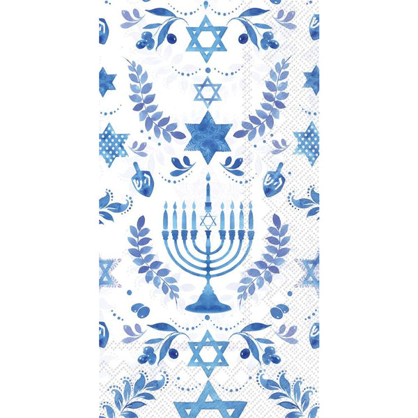 Hanukkah Dinner Napkins