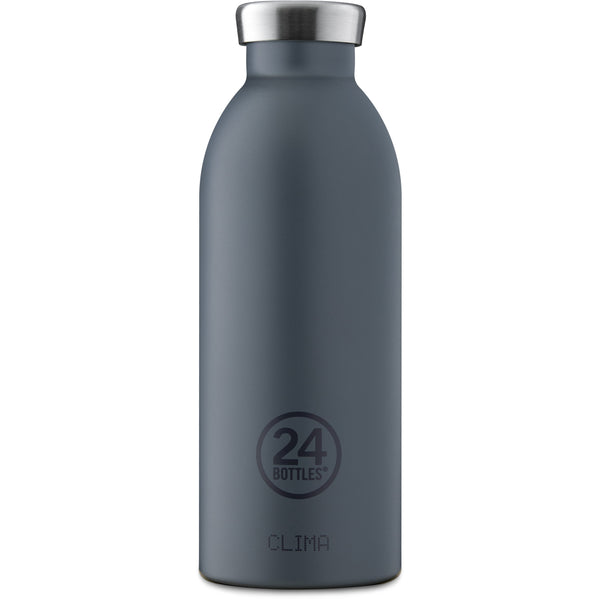 24 Bottles - 500ml Grey