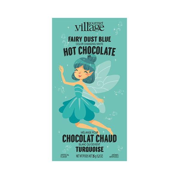 Blue Fairy Hot Chocolate