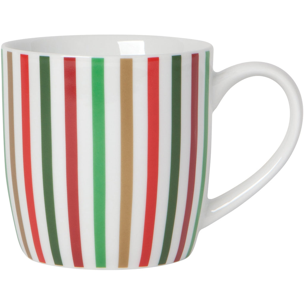 Northpole Stripe Mug