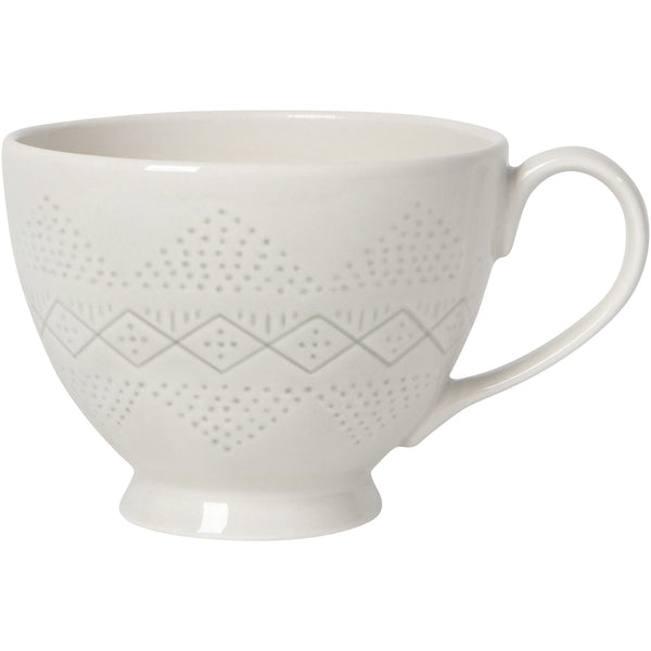 Adorn Mug Cloud Grey