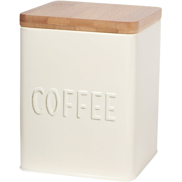 Coffee Tin