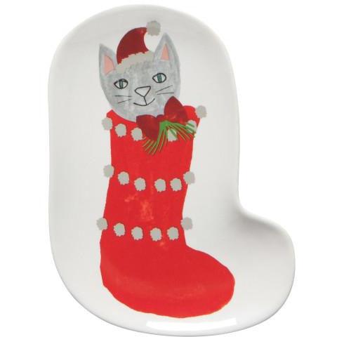 Meowy Xmas Dishes