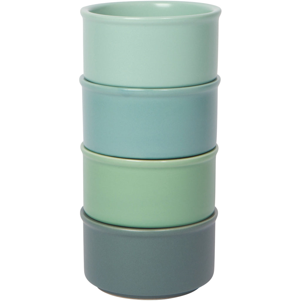 Ramekin set in Leaf