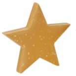 Star Decoration Large Gold