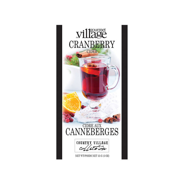 Cranberry Cider Drink Packet