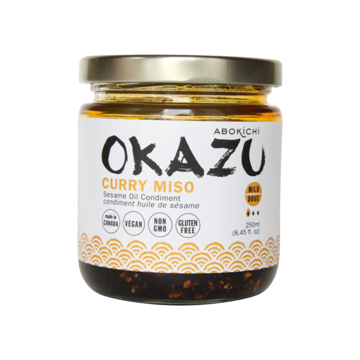 Okazu Curry Miso