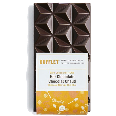 Dufflet Chai Hot Chocolate Bar
