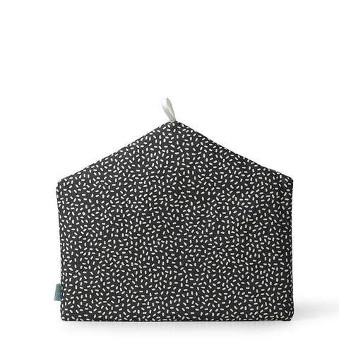 Falling Snow Tea Cozy