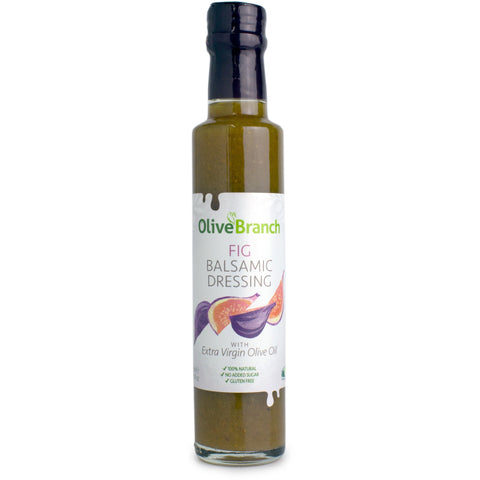 Fig Balsamic Salad Dressing
