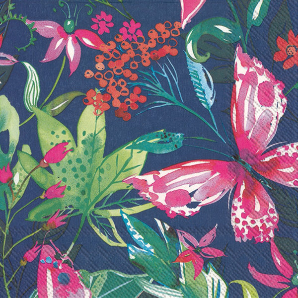 Tropical Paper Napkins - Lunch