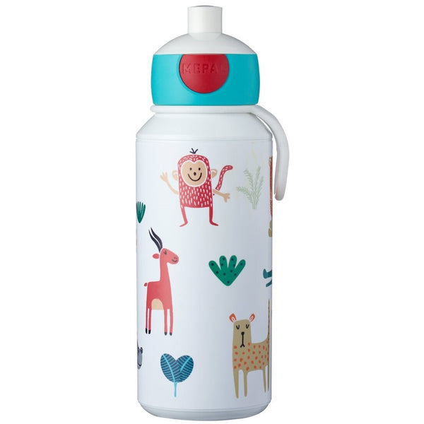 Kids Drink Bottle Animal Friends