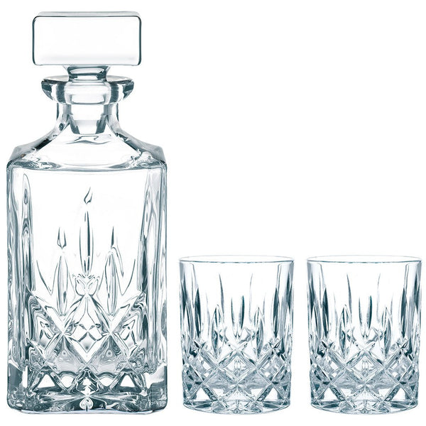 Noblesse Whiskey Decanter Set
