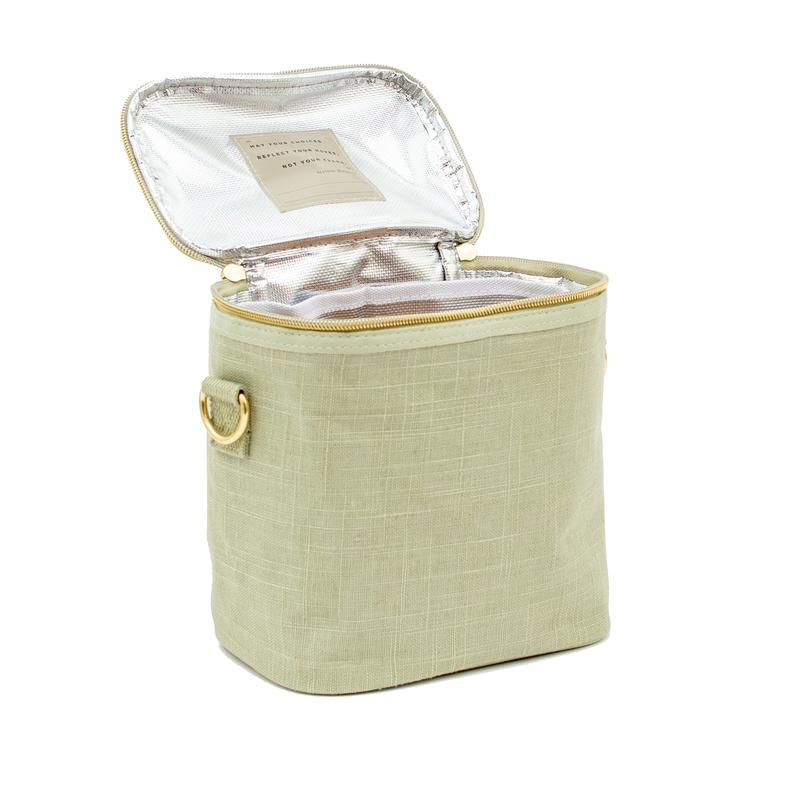 Petite Sage Lunch Bag