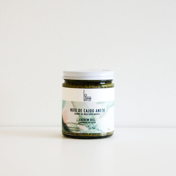 Cashew Dill Butter - Logan Petit Lot