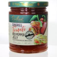 Sundried Tomato Red Pepper Jelly