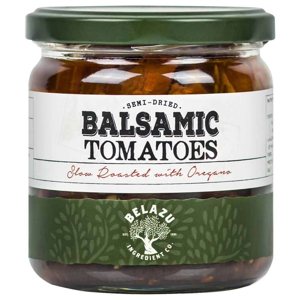 Semi-dried Balsamic Tomatoes