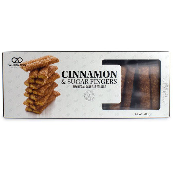 Cinnamon & Sugar Fingers
