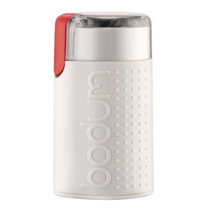 Bodum Electric Coffee Grinder - White
