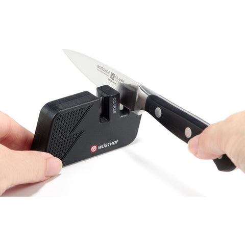 Wüsthof Mini Sharpener Black