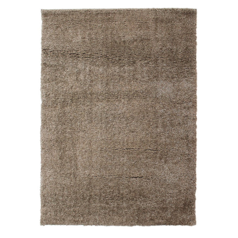 Flair Rugs Velvet | Shaggy Natural Rugs | 160cm x 230cm