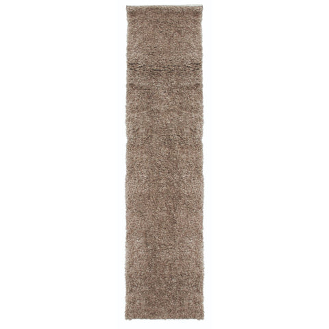 Flair Rugs Velvet | Runner Natural Rugs | 60cm x 230cm