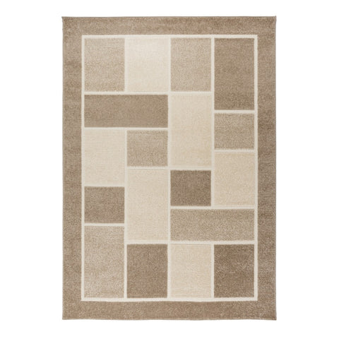 Flair Rugs Visiona Aspect 4304 | Modern Natural Rugs | 200cm x 290cm