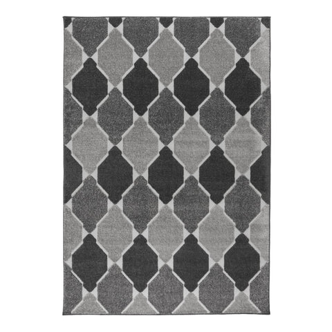 Flair Rugs Visiona Aspect Convex | Runner Natural Rugs | 60cm x 230cm