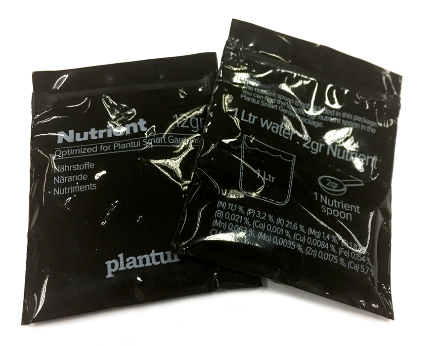 Nutrient Packs