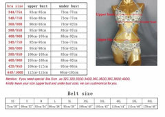 Carnival Wire Bra & Belt - crown-modern
