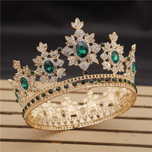 Load image into Gallery viewer, Luxury Royal Pageant Crowns - crown-modern
