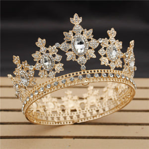 Luxury Royal Pageant Crowns - crown-modern