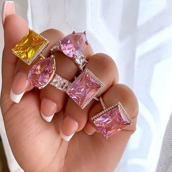 Pink Luxury Ring (PREORDER)