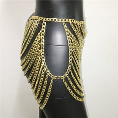Body Chain Outfit