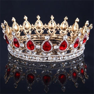 Crystal Royale Crown - crown-modern