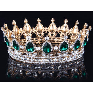 Emerald Royale Crown - crown-modern