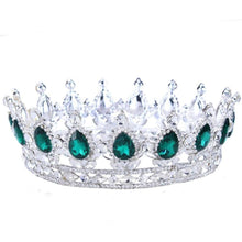 Load image into Gallery viewer, Emerald Royale Crown - crown-modern