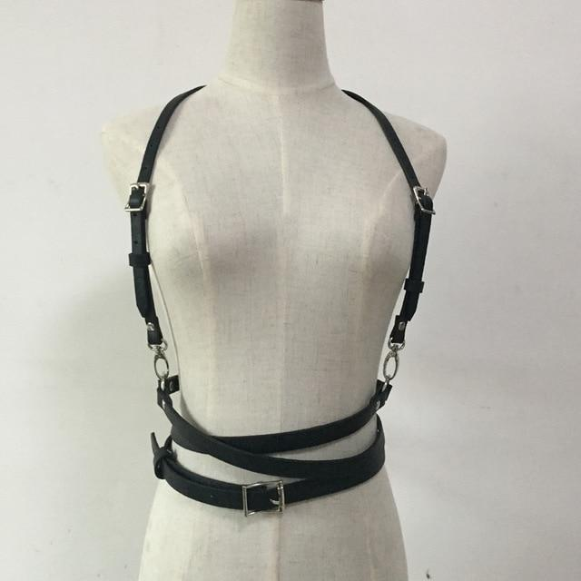 Harness Waist Belts - crown-modern