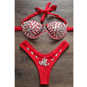 Crystal Carnival Swimwear - crown-modern