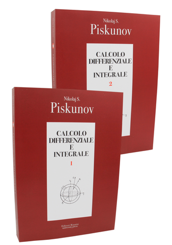 Calcolo differenziale e integrale Vol. 1-2