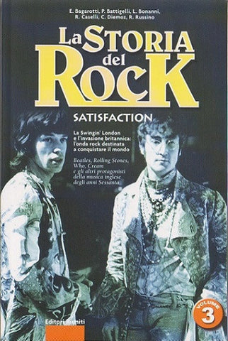 La storia del rock. Satisfaction. Volume 3