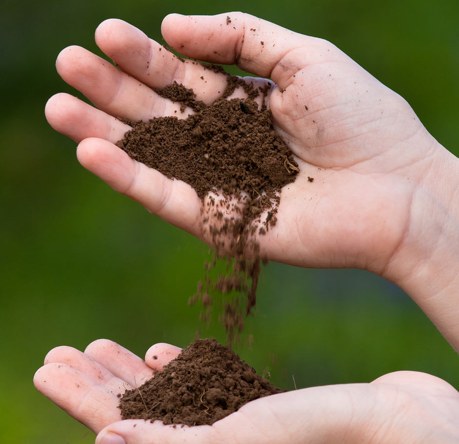 How is Topsoil made?