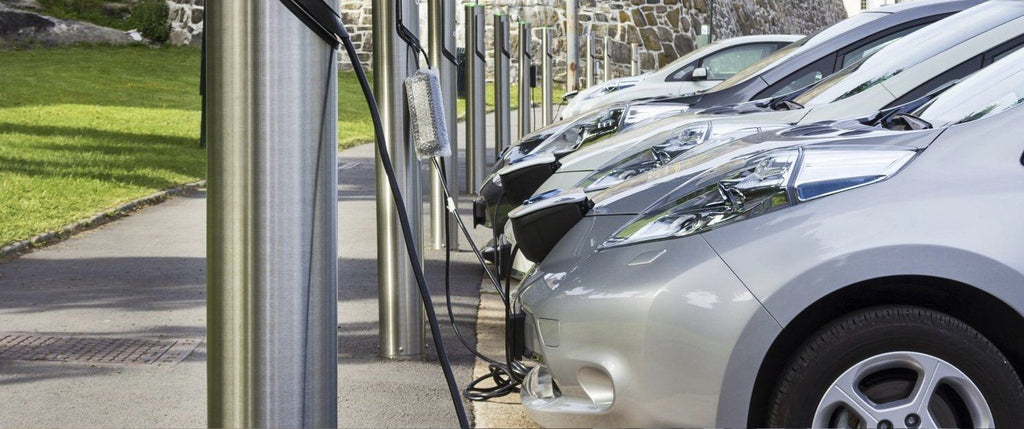 Charge your Electric Car and Help The Homeless