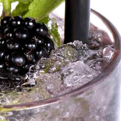 Kitchen Gardener - Blackberry Mojito