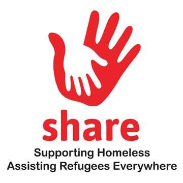 SHARE - Supporting Homeless and Assisting Refugees Everywhere