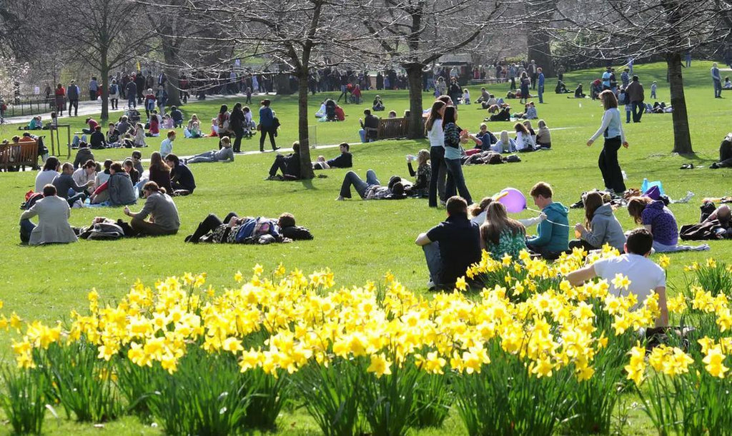 UK weather forecast: Britain set for hottest February day on record this week!