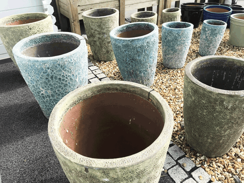 Large Atlantis Pots