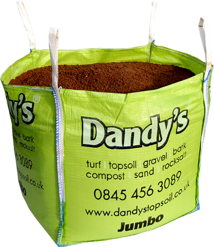 Dandy's Brown Rock Salt