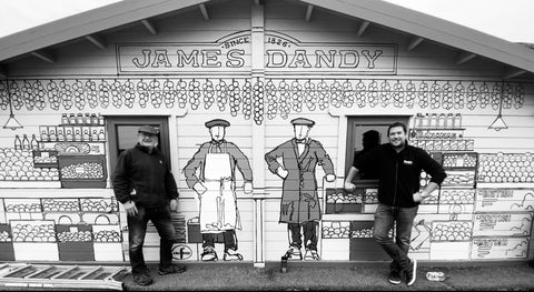 Dandys tribute to their history